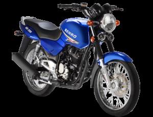 موتور سیکلت بهرو KG200