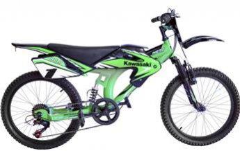 Kawasaki Motobic siz DS 081