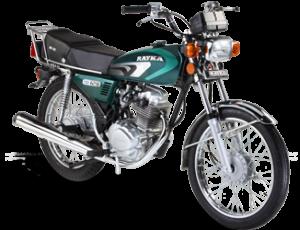 موتور سیکلت RAYKA CG125CDI