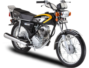 موتور سیکلت KASIR CG125CDI