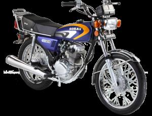 موتور سیکلت SORAT CG125CDI